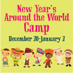 New Year's  Camp – December 30th Thru January 3rd