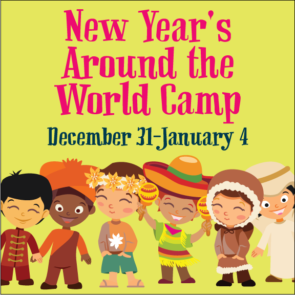 New Year's  Camp – December 31st Thru January 4th