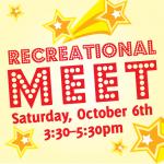 SCGC 2018 Fall Recreational Meet