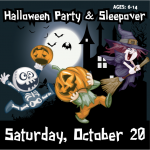 Halloween Gymnastics Party And Sleepover – Online Registration Closed