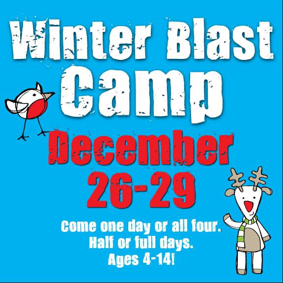 Winter Camp 17