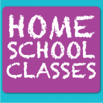 HOMESCHOOL CLASS STARTS SEPT. 4th & 6th, 2018