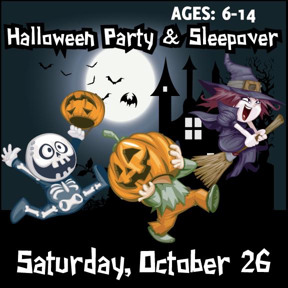 Halloween Sleepover 19 Web