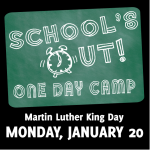 School's Out One Day Camp
